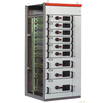 GCS Series Steel Plate Distribution Cabinet Low Voltage Switchgear