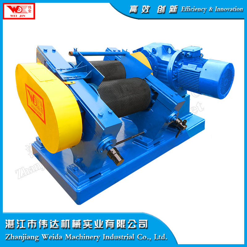 rubber creper machine
