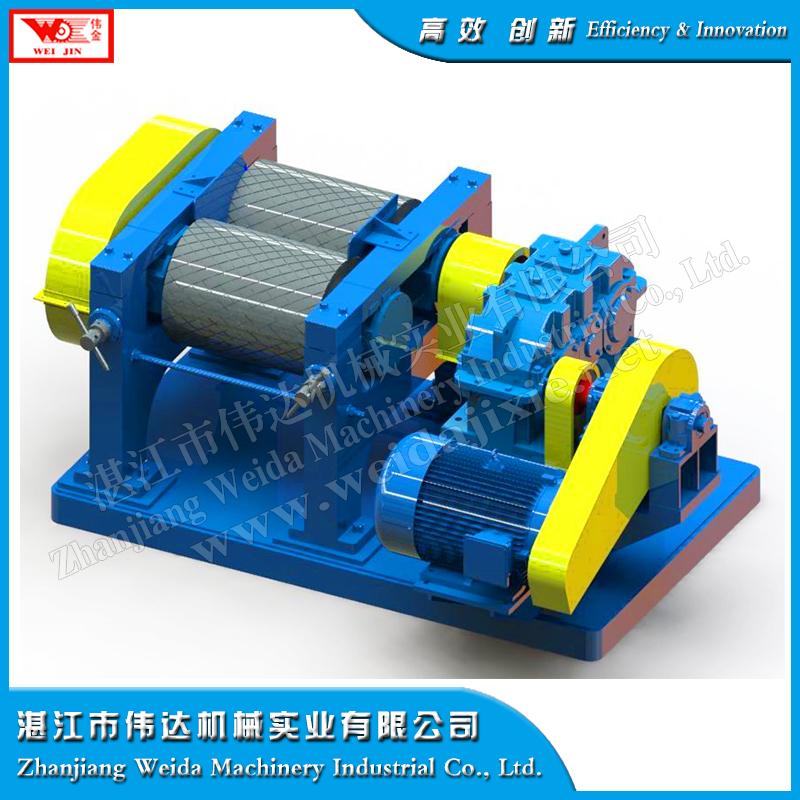 creper-rubber processing machine
