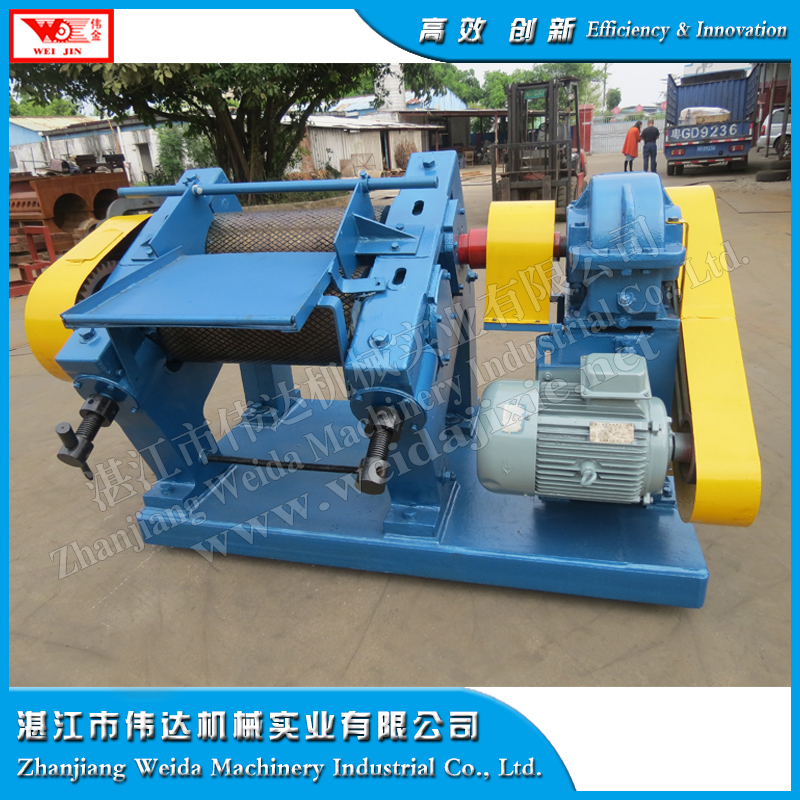 SMR10 natural rubber extrusion press Machine