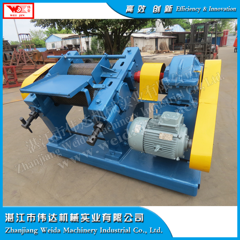 SVR5 natural rubber extrusion press Machine