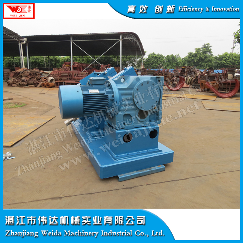 crump rubber extrusion press Machine