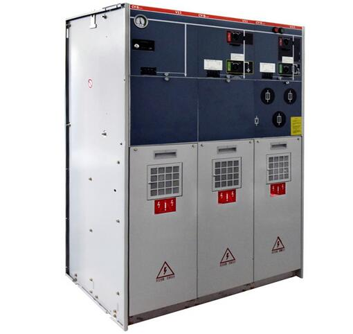 3.6-24kv Cys-C Series GIS AC  Sf6 Gas Insulated Mv Switchgear
