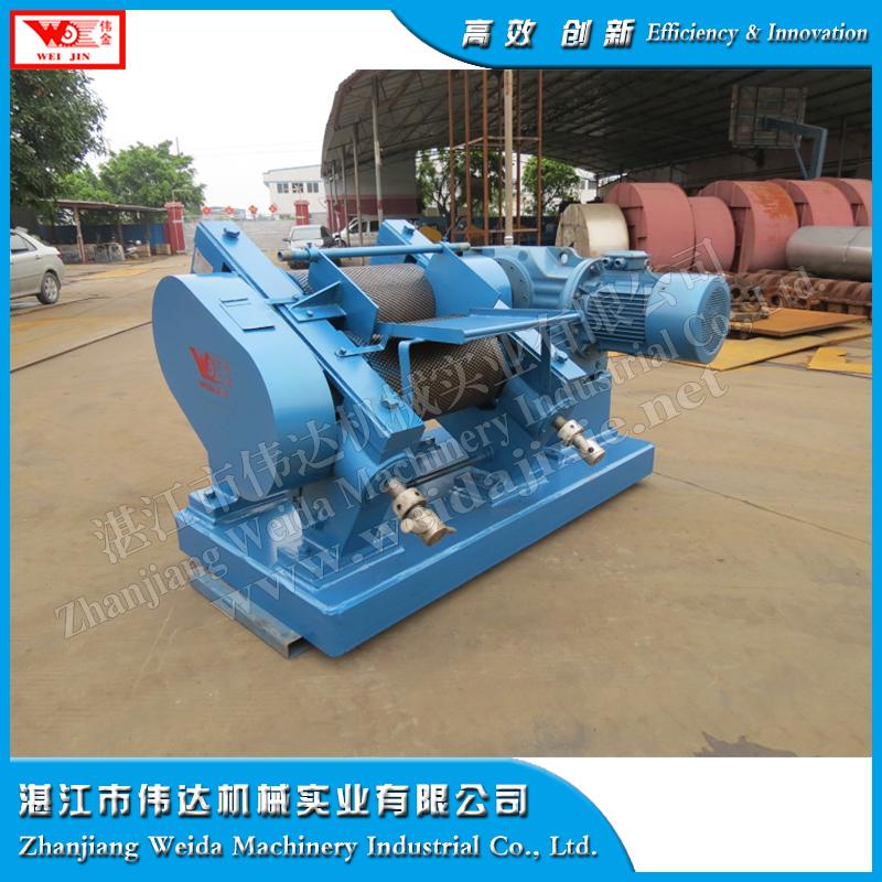 STR5 natural rubber dewatering Machine