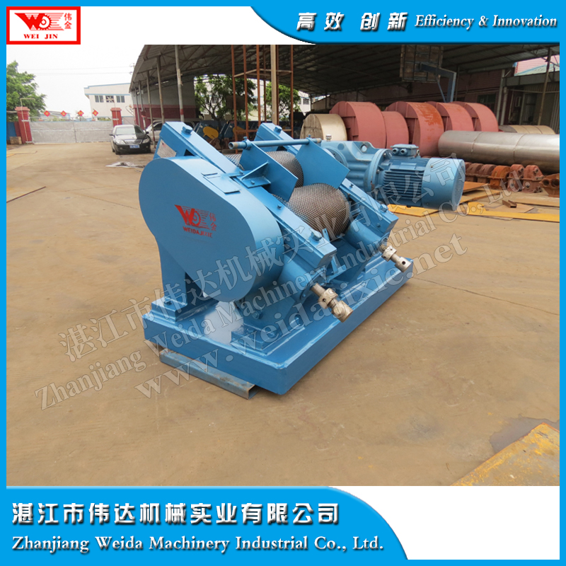 TSR natural rubber wringing machine