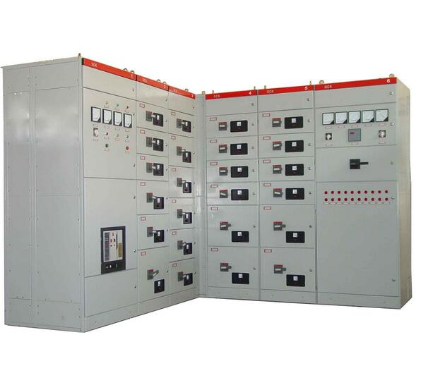 Gck Series IP54 Indoor Stainless Steel Low Voltage Switchgear