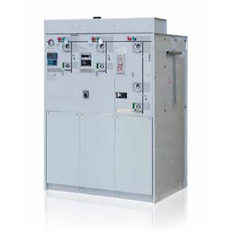 Isafering ISO9001 2000 Sf6 Insulated Ring Main Unit Switchgear