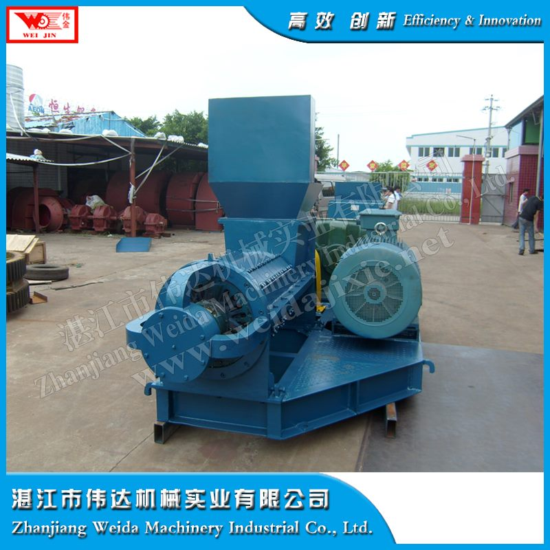 reclaimed rubber manufacturing machine