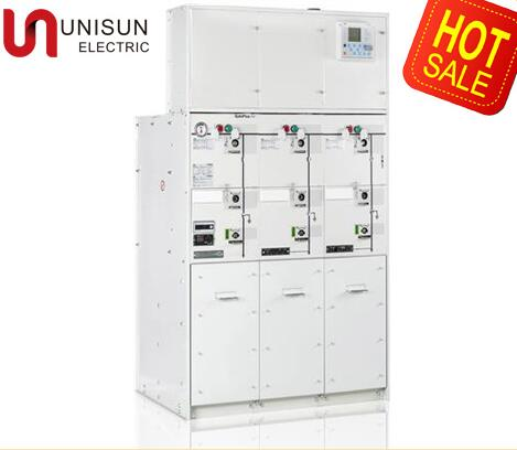 11kv - 36kv Gas Insulated Steel Plate Medium Voltage Switchgear
