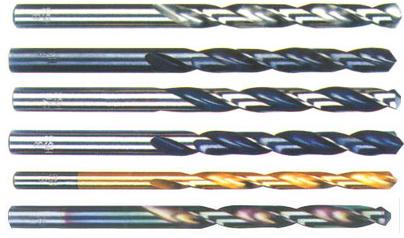 DIN338 HSS Twist Drills