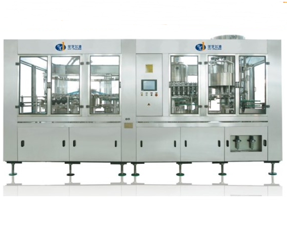 Commercial Bottled Water Filling Machine