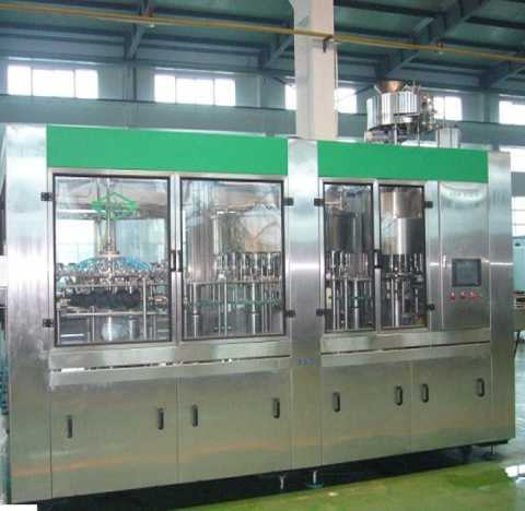 Pet Bottle Mineral Water Filling Machine