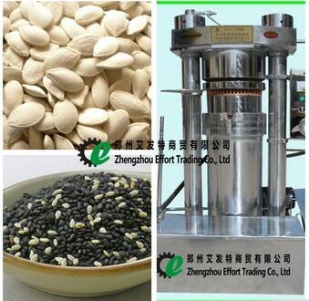 pumkin seed oil press machine, pumkin oil pressing machine with 10-120 KG/H
