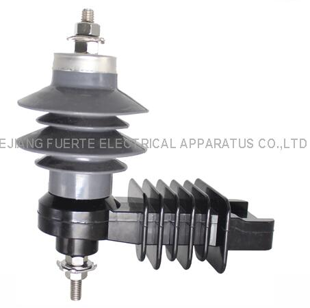 YH10W Polymeric Znic Oxide 3kv Surge Arrester Without Gaps