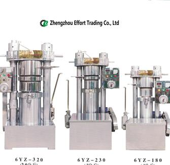 sesame oil cold press machine with long durability