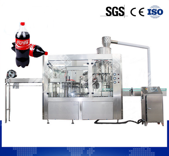Carbonated Soda Beverage Production Line