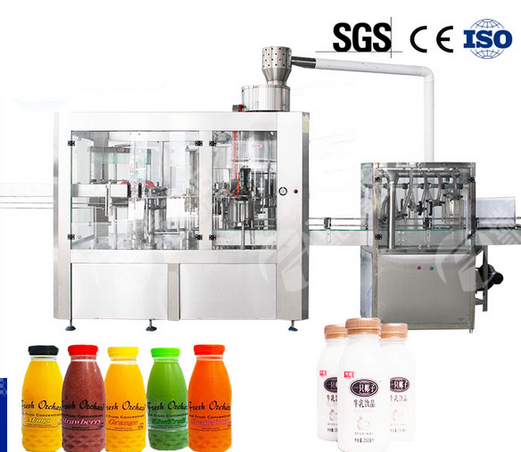 Pet Bottle Juice Beverage Production Line