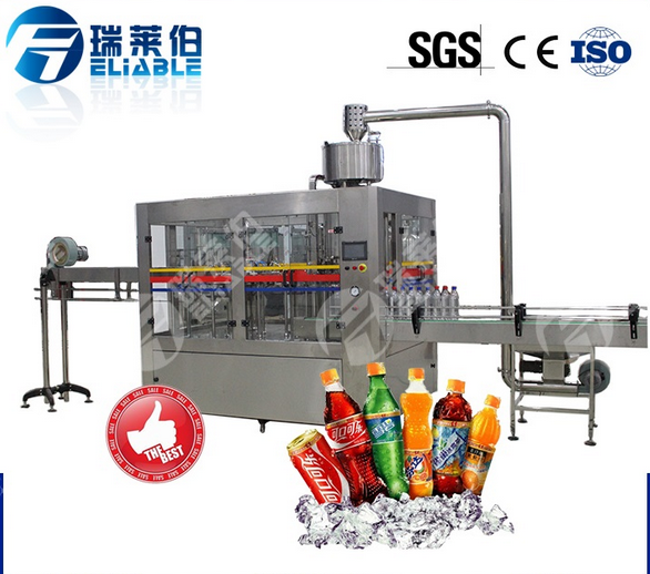 Carbonated Soda Drink Filling Production Line