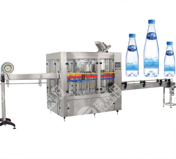 Automatic Drinking Mineral Water Bottle Filling Line