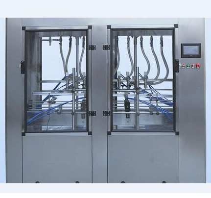Automatic Straight-Line Pure Water Filling Machine