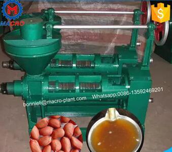 Cocoa butter hydraulic oil press machine
