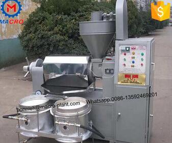 Screw oil press oil pressing machine/