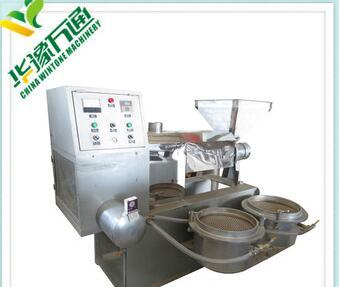 Sunflower/Corn Germ Oil Pressing Machine