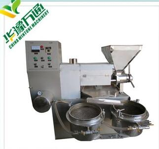 China Supplier Automatic Oil Making Machine