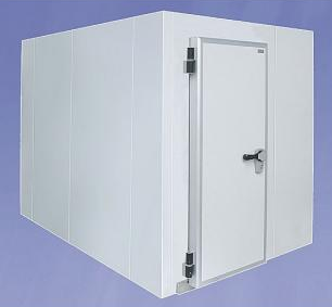 Customizing Cold Freezer for Frozen Food
