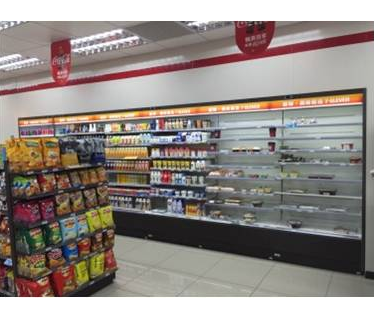 Large Open Deck Chillers, Multideck Open Chiller for Supermarket