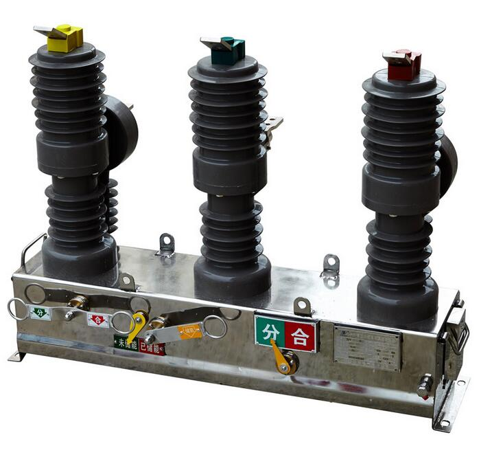 ZW12 Series 12kv Outdoor High Voltage Vacuum Circuit Breaker