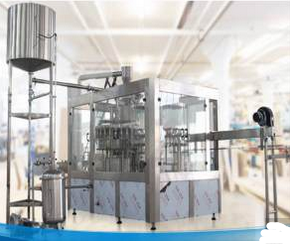 High Quality Peanut Milk Beverage Processing Filling Line