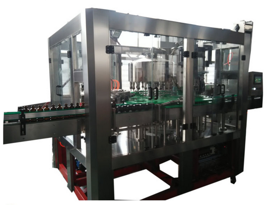 Glass Bottle Tea Processing Line/ Juice Equipment