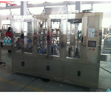 Automatic 5L-10L Spring Drinking Water Filling Machine