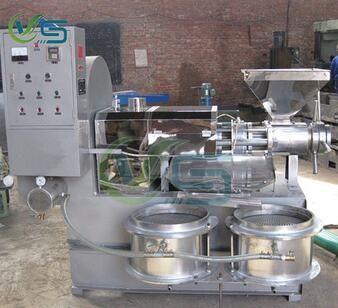 multifunctional Screw Edible rapeseeds Oil Press Machine