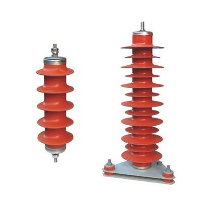 China Polymeric Housed Zinc OxideSeries Wholesale Surge Arrester