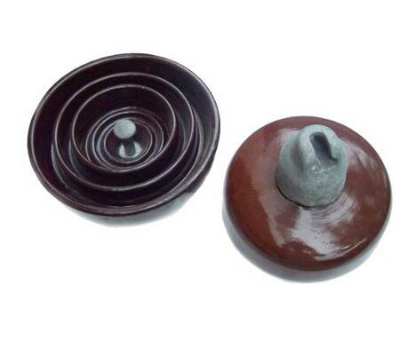 ISO9001 China 34.5kv High Voltage Suspension Porcelain Insulator