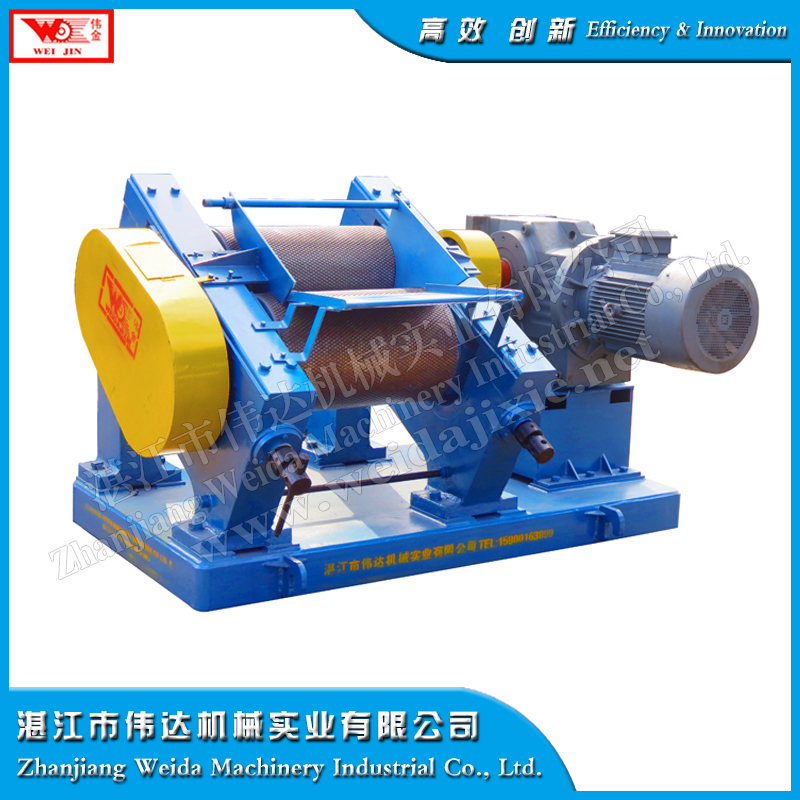 rubber granule processing dehydrator machine