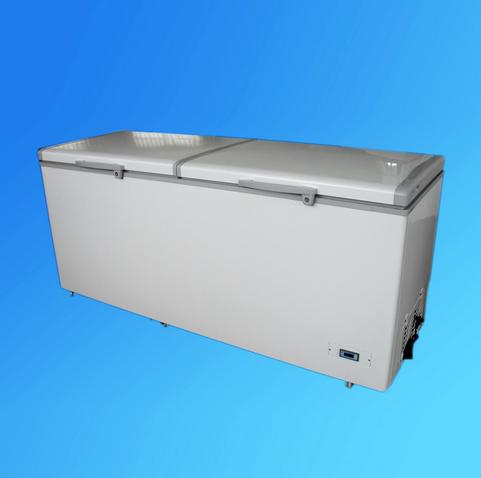 Low Temperature Freezer with Top Open Door