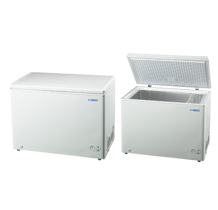 High Efficiency Single/Double Door Refrigerator Chest Freezer