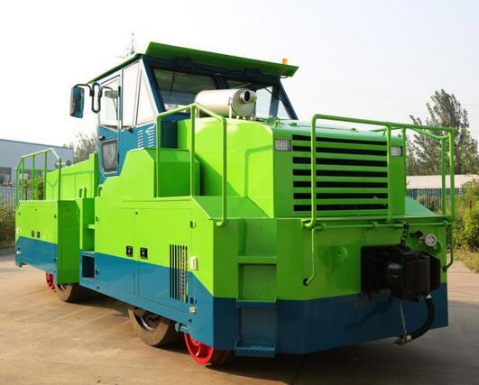 QY3000 Station Pilot Railroad Locomotive with Cummins Engine