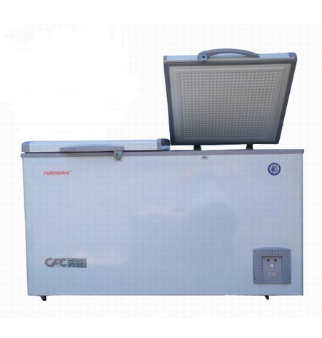 388L DC24V48vsuper Large Solar Freezer Battery Powered Compressor Refrigerating