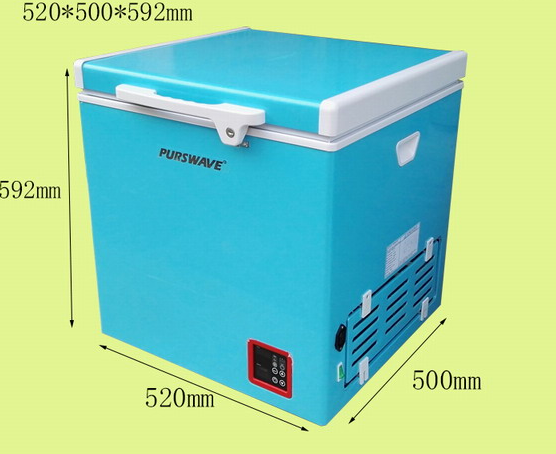 68L Vehicle DC Portable Refrigerato