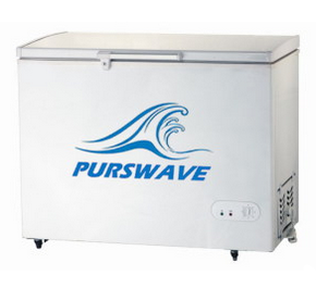 240L DC Solar Chest Deep Freezer 12V24V48V Single Door Refrigerator DC Compressor Freezer