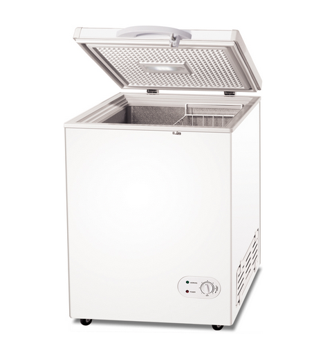 Single Door Compressor Cooling Chest Freezer with Factory price