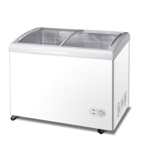 Ice Cream Deep Showcase Freezer