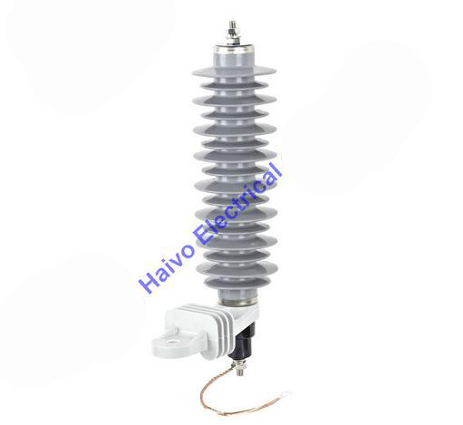 Yh10W-33 Series 33kv 21kv 5ka Power Source Lightning Arrester