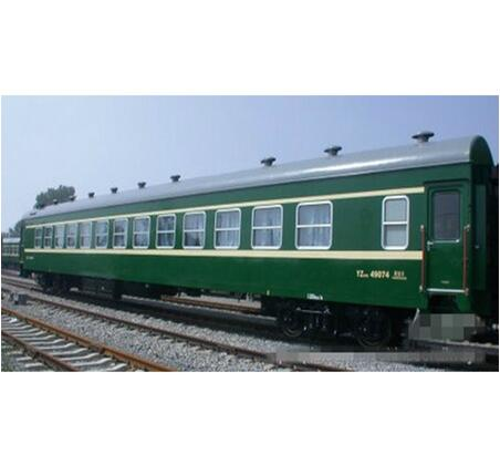 25B Hard Seating trail car carriage railway train Passenger Coach