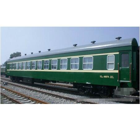 25B Hard Seating trail car carriage railway train Passenger Coach