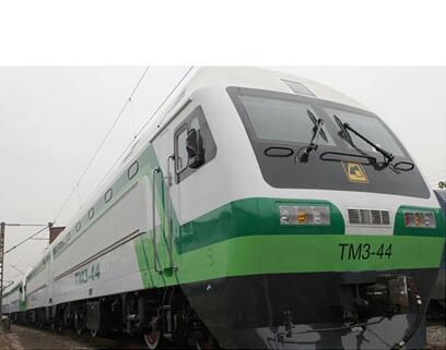 TM3 Series Bo-Bo 25kV 50Hz Passenger Electric Locomotive